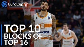 7DAYS EuroCup, Top 10 Blocks of Top 16!