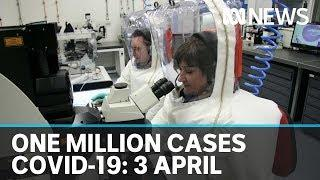 Coronavirus: Number of confirmed COVID-19 cases worldwide passes one million | ABC News