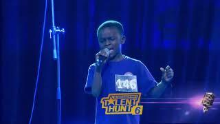 TOP 5 HIT MUST WATCH VIDEO  A 10 year old boy singing in a Talent Hunt and The Holy Ghost took over
