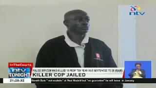 Police officer who killed 10 people 10 years ago sentenced to 20 years || Court Wrap
