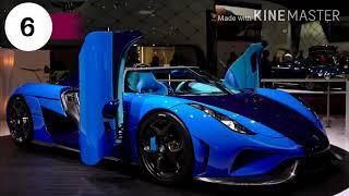 Top 10 word most expensive cars