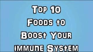 TOP 10 FOODS TO BOOST YOUR IMMUNE SYSTEM | HEALTH CARE