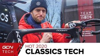 Cobbled Classic Bike Tech From Cycling's Opening Weekend
