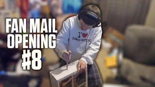 Dellor Fan Mail Unboxing #8!