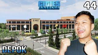 Mall Terbaik Di Kota - Cities Skylines Indonesia #44