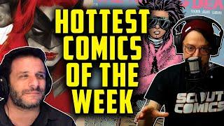 The Top 10 Hottest Comics of This Week // Comic Books Spiking Up in Price & Trending Now