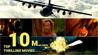 TOP 10 BEST THRILLING MOVIES | MUST WATCH HOLLYWOOD MOVIES IN 21st CENTURY