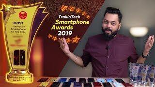 The TrakinTech Smartphone Awards 2019 ⚡⚡⚡ Editors Choice & Viewers Choice Awards!