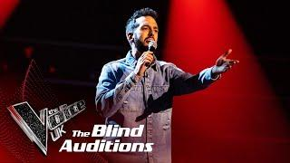 Shaun Samonini's 'In Case You Didn't Know' | Blind Auditions | The Voice UK 2020