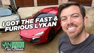 I got the Fast & Furious Lykan for Free!