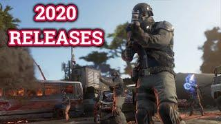 TOP 10 - First Person Shooter, Survival, Anime, Open World, Role-playing GAMES | (2020)