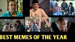 Top 10 Best Memes Of The Year || End Year meme Compilation || Best Memes Of All Time || Comedy Meme