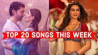 Top 20 Songs This Week Hindi/Punjabi 2021 (July 25)   Latest Bollywood Songs 2021