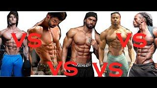 2020 TOP 5 Male Physiques in The World !! (BODY GOAL )