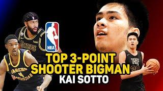 KAI SOTTO GINULAT ANG MUNDO #136 | TOP 3-POINT SHOOTER BIG MAN NG 2021 NBA DRAFT CLASS