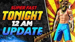 Tonight 12am update