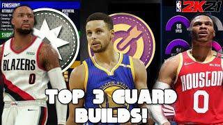 TOP 3 BEST POINT GUARD BUILDS IN NBA2K21 AFTER PATCH 4! GAME BREAKING BUILDS TO DOMINATE IN NBA2K21