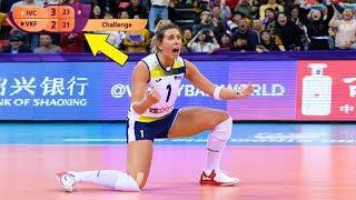 This is the Greatest Comeback in Women's Volleyball History (HD)