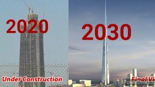 Jeddah tower update April 2020 | What Happened To The World's Tallest Tower?