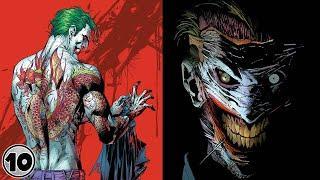 Top 10 Dark Alternate Versions Of The Joker - Part 2