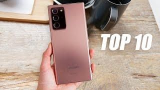 Galaxy Note 20 Ultra - TOP 10 FEATURES