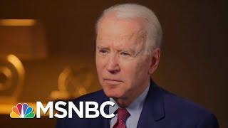Biden On Trump's Coronavirus Response: 'I Wish He Would Just Be Quiet' | MSNBC
