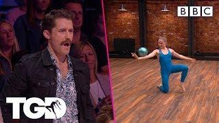 Hannah's MIND-BLOWING Audition leaves Audience stunned   The Greatest Dancer   Auditions Week 3