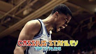 Cassius Stanley Top 10 Plays from 2019-2020 NCAA Season