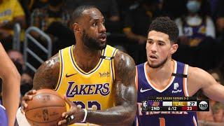 Los Angeles Lakers vs Phoenix Suns Full GAME 6 Highlights   2021 NBA Playoffs