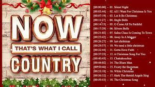 Best Country Christmas Music Of All Time -Top Classic Country Christmas Songs Carols Playlist