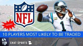 NFL Trade Rumors: Top 10 Players Most Likely To Be Traded Ft Dak Prescott, AJ Green & Cam Newton