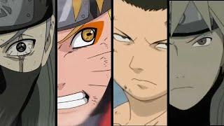 Top smartest game changing moments in Naruto [English dub]