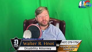 #5 of the top 10 reasons you won't be approved for social security disability benefits.