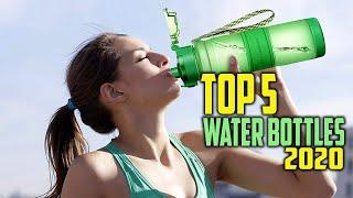 Top 5 Best Water Bottles In 2020  (Glass, Insulated, Gym, Hiking, Travel)