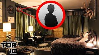 Top 10 Disturbing Things Found In Hotel Rooms - Part 2