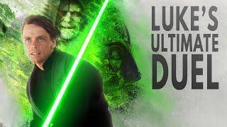 Star Wars: Luke's Ultimate Duel (The Best Star Wars Finale)