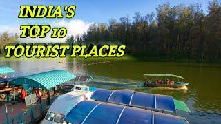 Top 10 tourist place in india/ most attractive place in india ...