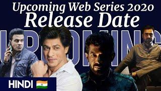 Top 6 Upcoming Web Series 2020 With Release Date  The Family Man 2   Betaal   Pataal Lok  Mirzapur 2