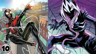 Top 10 Most Powerful Spider-Man Family Members