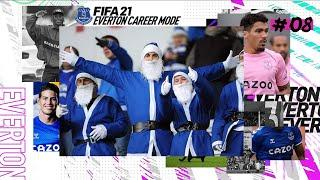 BATTLE TO END THE YEAR TOP OF THE LEAGUE!! FIFA 21 | Everton Career Mode S3 Ep8