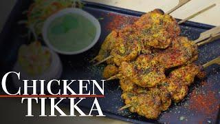 Chicken Tikka Starter Recipe | Quick & Easy Recipe |  Party Food Recipe | Harpal Singh Sokhi