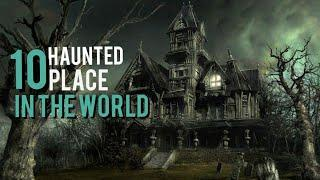 #TOP10 #OMF Top 10 Most Haunted Place In The World..
