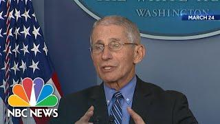 3 Top Health Officials Self-Isolate After Coronavirus Cases Inside White House | NBC Nightly News