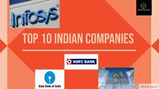 TOP 10 INDIAN COMPANIES / ONE OF THE BEST INDIAN COMPANY / INDIAN COMPANY FULL DETAILS....