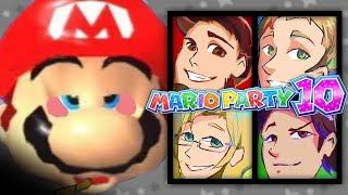 Mario Party 10: Amiibo! - EPISODE 4 - Friends Without Benefits
