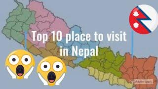 top 10 place to visit in nepal