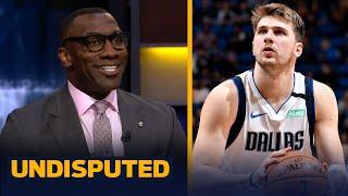 Skip & Shannon react to Luka Doncic being No. 4 in NBA rankings | NBA | UNDISPUTED