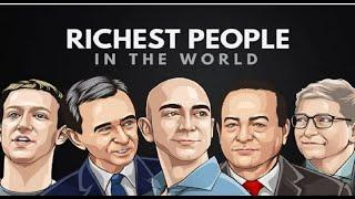 TOP 10 Richest People OF 2020 | Richest People QUOTE | Jeff Bezos, Bill Gates, Mark Zuckerberg,