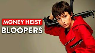 Money Heist Bloopers And Funny Moments  
