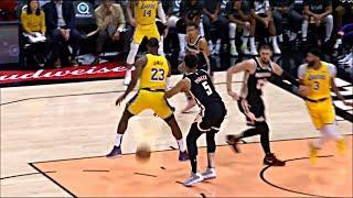 LeBron James' Best Highlights Of The Season 2019-20 | Vol.3